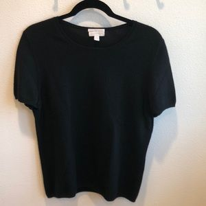 🖤 Charter Club Cashmere Top